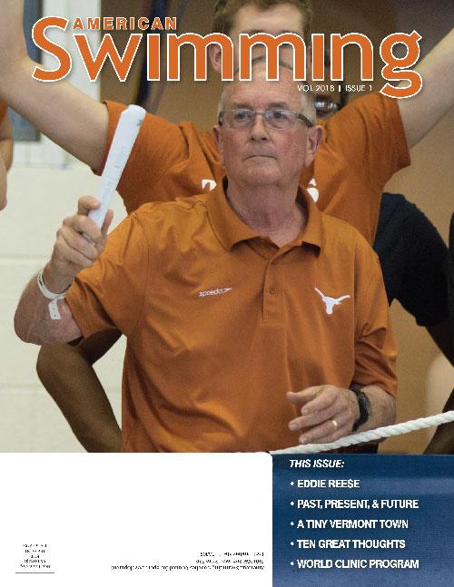 American Swimming Magazine - 2018 Edition 1