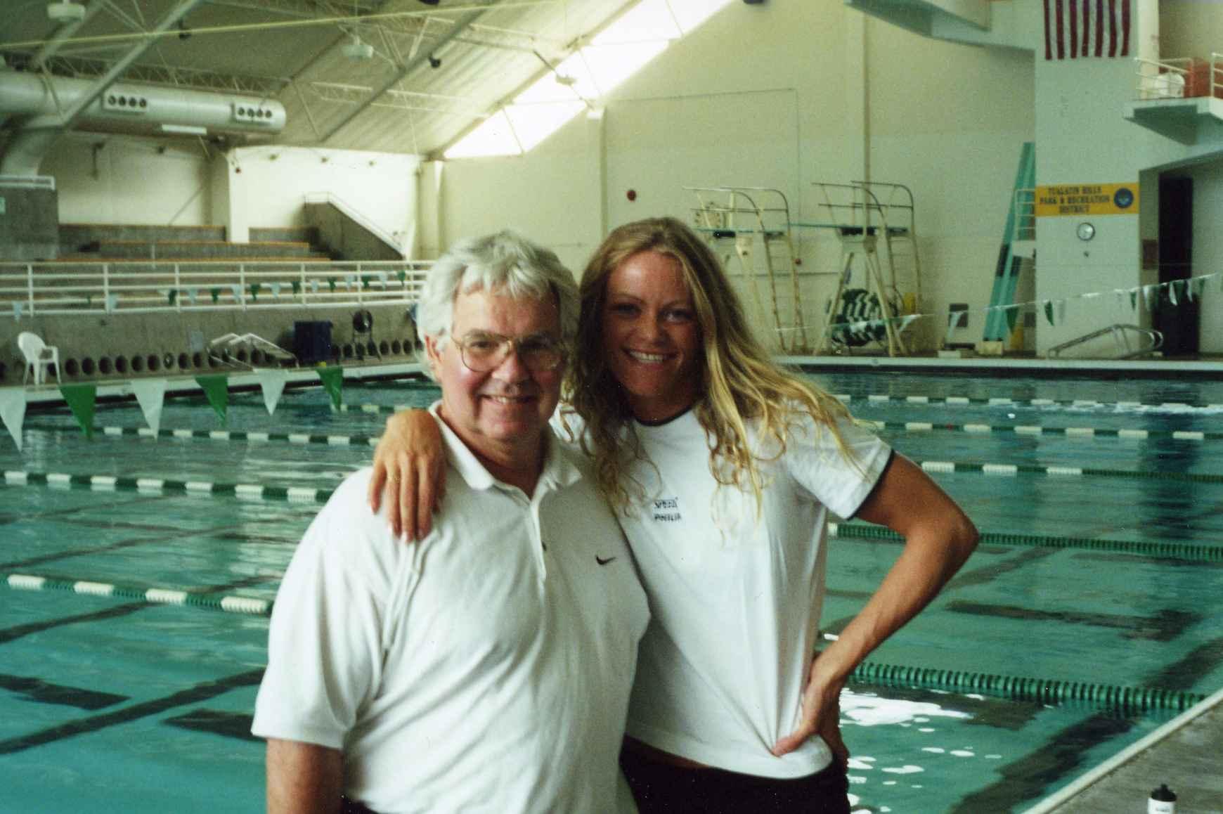Coach Paul Bergan